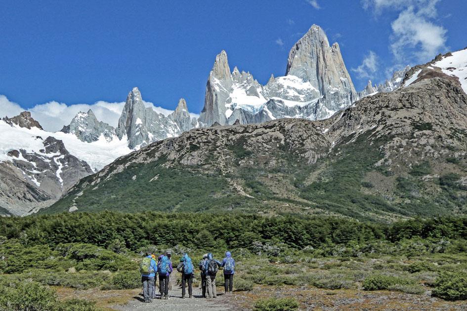 Chile Scenery
